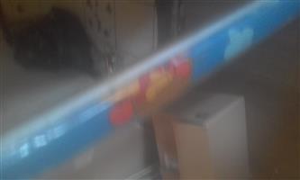 Winnie the phoo blinds new 1.5m x  1.8m R550 neg.