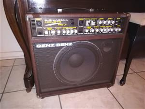 Genz Benz Acoustic Guitar Amp for sale