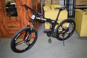 Land Rover mountain bike for sale