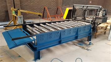 Corrugated Roof Sheeting rolling Machine