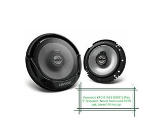Kenwood Speakers and Sansui double din for sale  Cape Town - Southern Suburbs