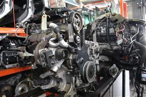 LAND ROVER DISCOVERY  SPORT 2016 ENGINE
