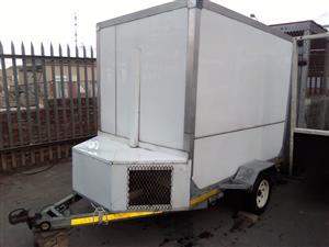 Mobile Cold Rooms Hire