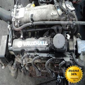 OPEL CORSA/ASTRA 1.6 8V Z16SE USED ENGINE