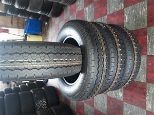 205/70/15C Bridgestone tyres
