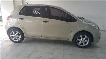 2009 Toyota Yaris 1.0 T1 5 door