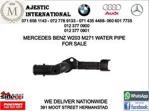 Mercedes benz W203 M271 water pipe for sale