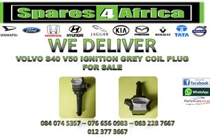 VOLVO S40 V50 GREY IGNITION COIL FOR SALE