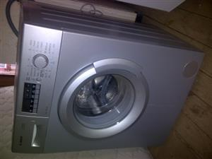 Bosch 6kg metallic washing machine