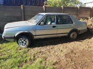 1988 VW Jetta 2.0 Comfortline