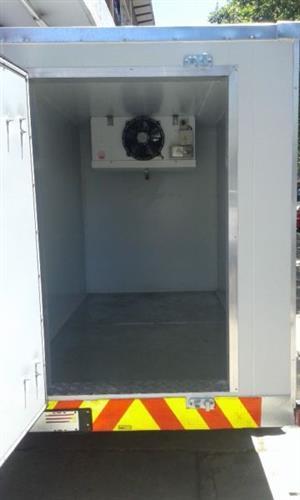 2M Mobile Coldroom