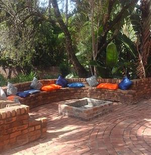 Fully furnished serviced 6 Bedroom House Waterkloof