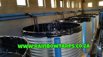 Reservoir Linings/ Opgaar Dam Voerings
