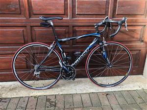 Giant Composite TCR Carbon Fibre Bicycle