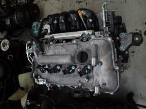 TOYOTA  PROFESSIONAL 1.6 VVTI 1ZR ENGINE FOR SALE