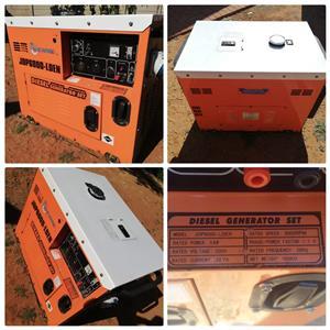 JDP 6000/LDEN Diesel Generator