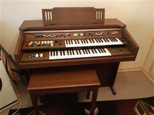 Organ in very good condition for sale