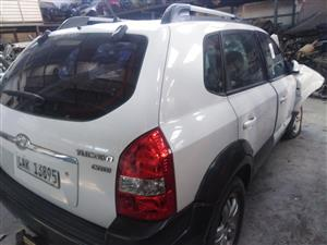2008 Hyundai Tucson Auto CRDI stripping for spares by K&M motor spares
