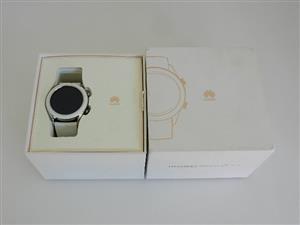 Huawei Ellagent 42mm Smart Watch - White
