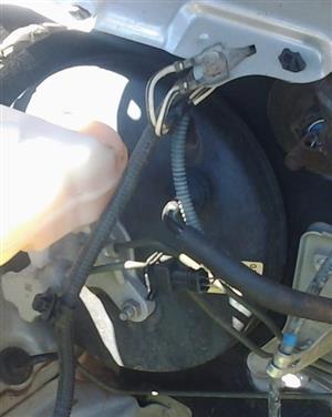 Toyota Aygo MK2 14- Brake Booster