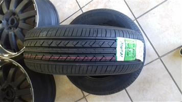 185/60/14 brand new tyres R650.