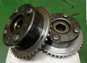 Mercedes Benz m271 kompressor and CGI cam gears/sprockets and chain kits and cam bolts