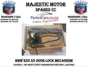 Bmw e53 x5 door handle for sale