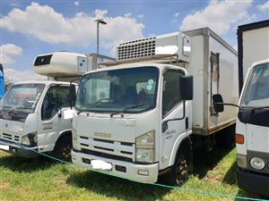 Used 2011 Isuzu NPR 400 for sale