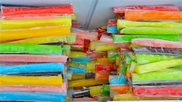 BUSINESS OPPORTUNITY - ICE LOLLY MACHINES