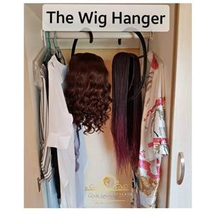 Collapsible Wig Hanger