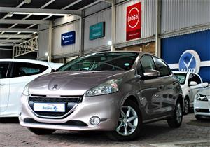 2012 Peugeot 208 5 door 1.2 Active