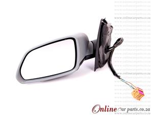 VW Golf 5 GTI Left Hand Side Electric Door Mirror