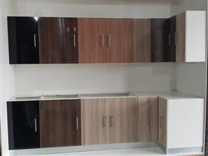 KITCHEN UNITS AND CABINETS