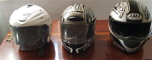 Bike helmets for sale