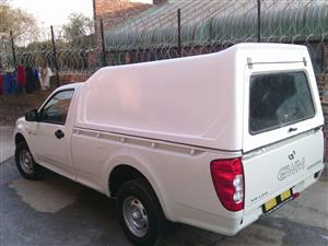BARGAIN NOT TO MISS BRAND NEW GC ISUZU/GWM STEED BLINDSIDE LWB CANOPY FOR SALE!!!!!!!!!