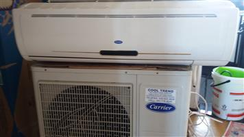 24000btu carrier air-conditioner forsale