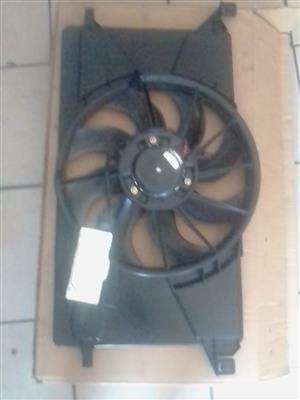 mazda3 z6  fan assembly