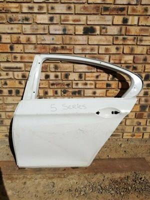 Bmw 5series F10 Left Rear Door  Contact for Price