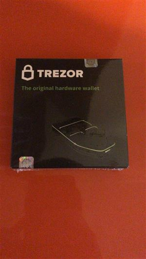 Trezor - Bitcoin Hardware Wallet