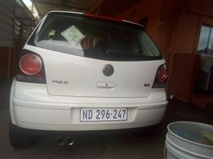 2007 VW Polo 2.0 Highline