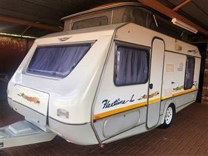 Jurgens Fleetline L 1997 Caravan