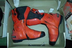 Size 45/11 Nexo Sports Motorcycle Boots