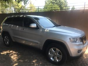 2012 Jeep Grand Cherokee 3.6L Limited