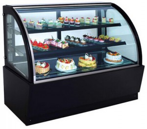 New Cake Display Fridge 1,5m