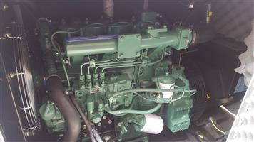 FAW 40 KVA 3 phase diesel generator with ATS only R89 000 !