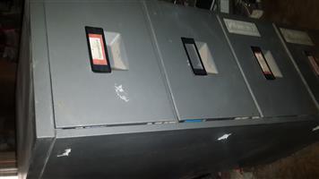 Staal liasseer kabinet