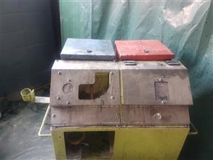 Rubberizing machine