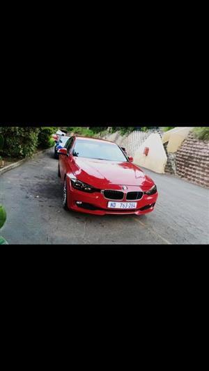 2014 BMW 3 Series 320i Dynamic Edition