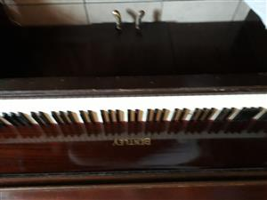 Piano&Yamaha drums for Sale
