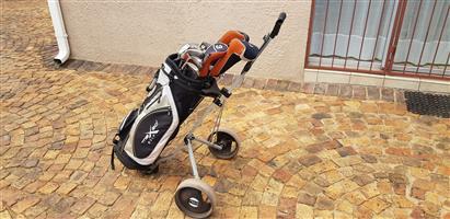 Maxed Golf Set